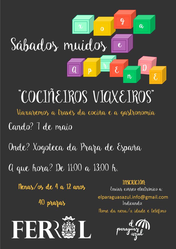 COCIÑEIROS VIAXEIROS